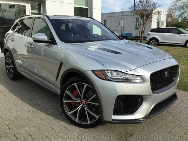 New 2019 Jaguar F-PACE SVR
