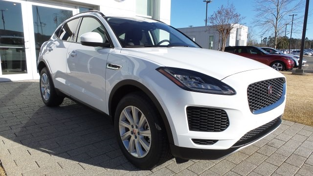 New 2019 Jaguar E-PACE S AWD