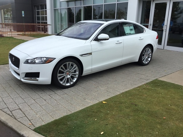 New 2020 Jaguar XF Prestige RWD 4D Sedan
