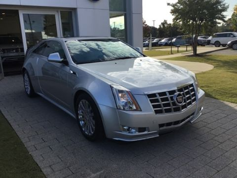 Pre-Owned 2014 Cadillac CTS Performance With Navigation