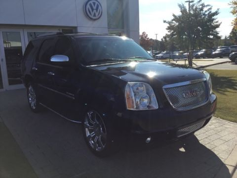 Pre-Owned 2013 GMC Yukon Denali With Navigation & AWD