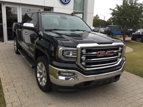 Pre-Owned 2017 GMC Sierra 1500 SLT With Navigation & 4WD