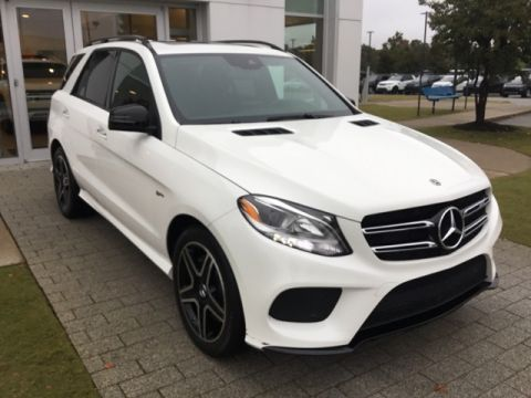 Pre-Owned 2018 Mercedes-Benz GLE GLE 43 AMG® With Navigation